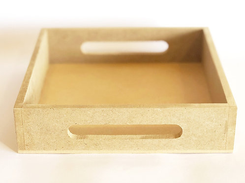 Square Serving Tray - 10x10 inches
