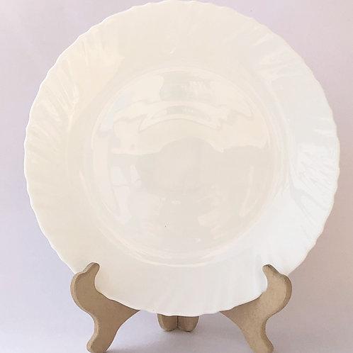 Round Ceramic Plate - Big