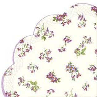 Bellina Cream - Decoupage Napkin