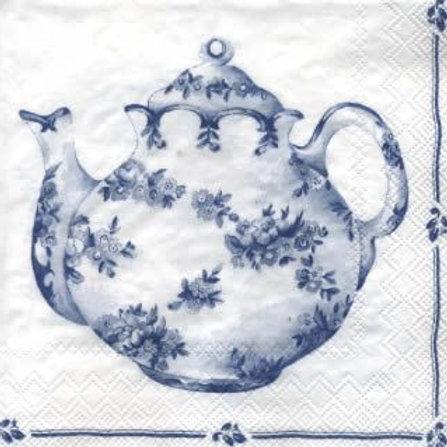 Tea For Two - Decoupage Napkin