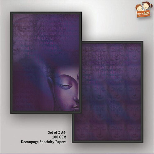Buddha Theme, set of 2 - Bob N Betty
