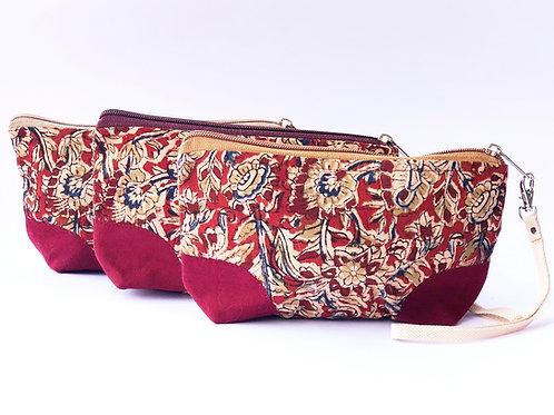 Kalamkari Bags - Fabric Product
