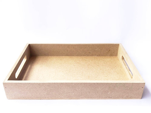 Rectangular MDF Tray - 12x8