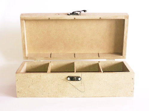 Watch Box with 4 slots - MDF product