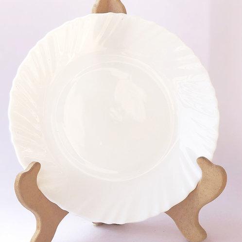 Round Ceramic Plate - Small