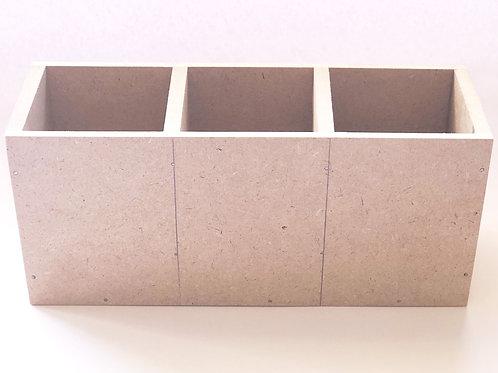 3 Slot Mutipurpose Stand - MDF product