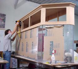 10' Aquarium canopy