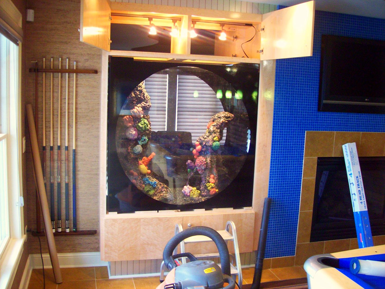 Porthole Aquarium