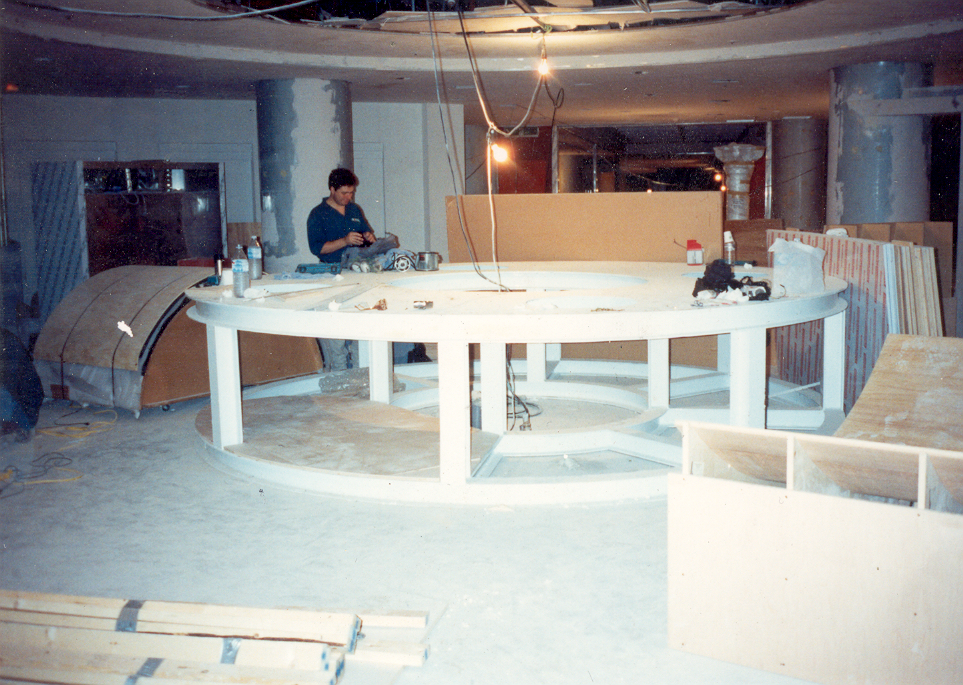 Early Construction