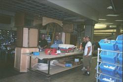 Archway Installation