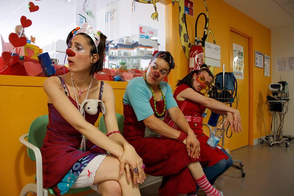 Les clowns de L'Espoir,Lille