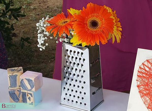 במבי עיצוב אירועים, מעיין כרמי, אסקרגו, מיתוג, עיצוב חתונה