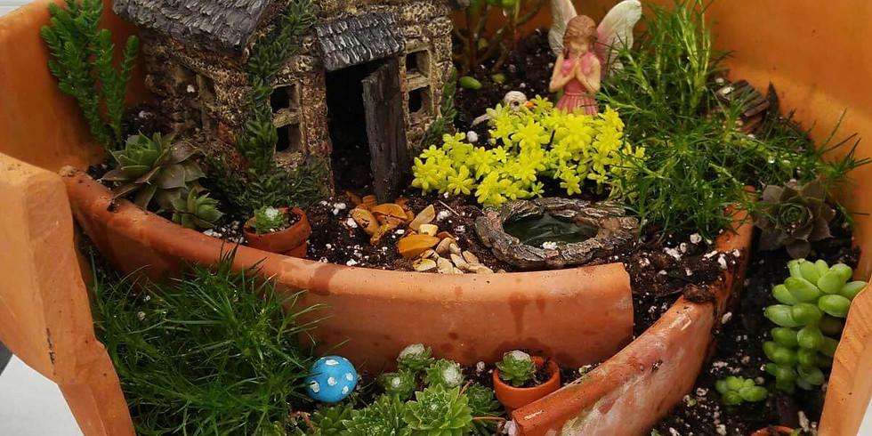 Fairy Garden Party at Chester