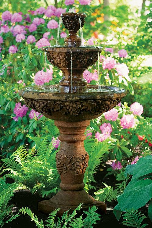 """57"""" Three Tier Sonoma Fountain"""