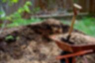 Mulch Shovel Topsoil Compost Gardening MulchDelivery