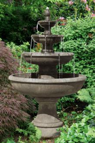 "79"" Four Tier Picasso Fountain"