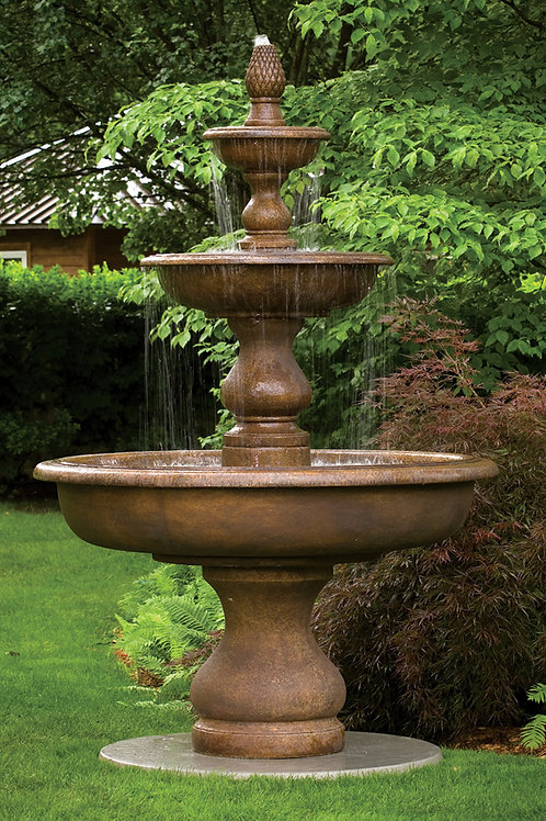 "108"" Monticello Fountain"