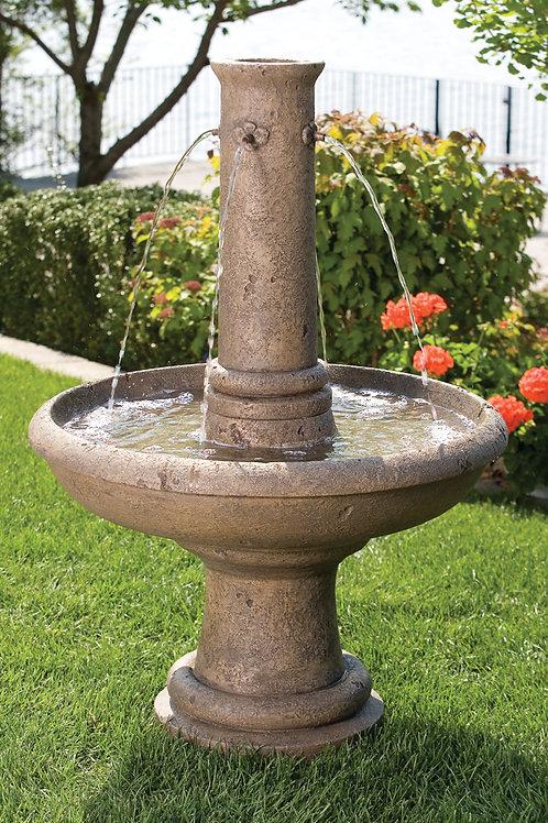 """47"""" Emilia Column Fountain"""