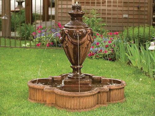 """48"""" Tivoli Urn Pool Fountain"""