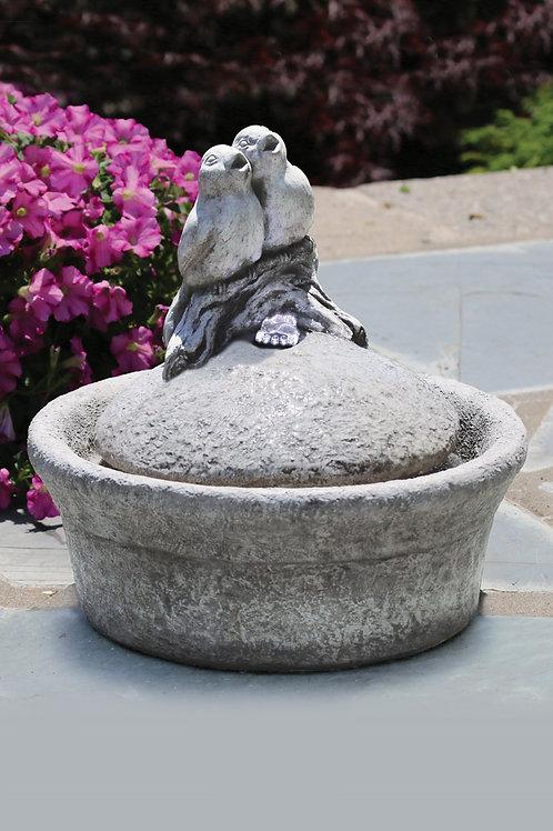 Fountainette Parva – Singing Birds