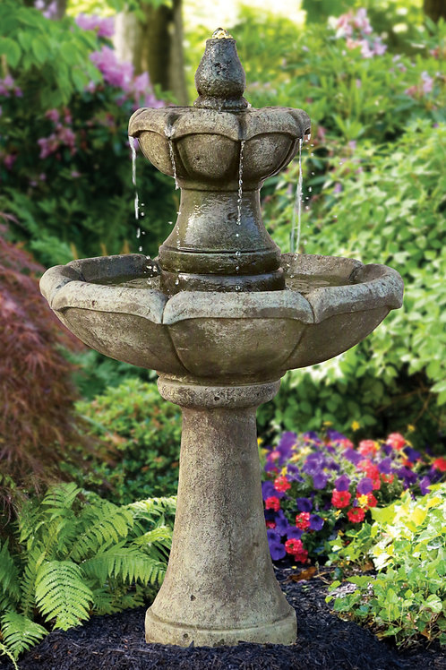 "46"" Two Tier Charlotte Fountain"