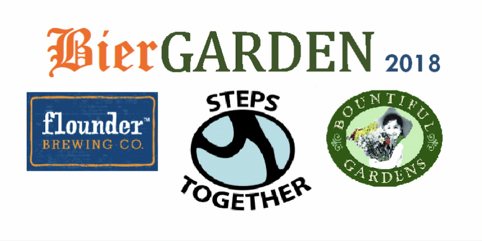BierGARDEN Event to Support Steps Together