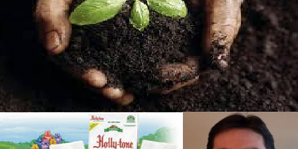 A Personalized Soil Analysis & Organic How-To Improvement Seminar