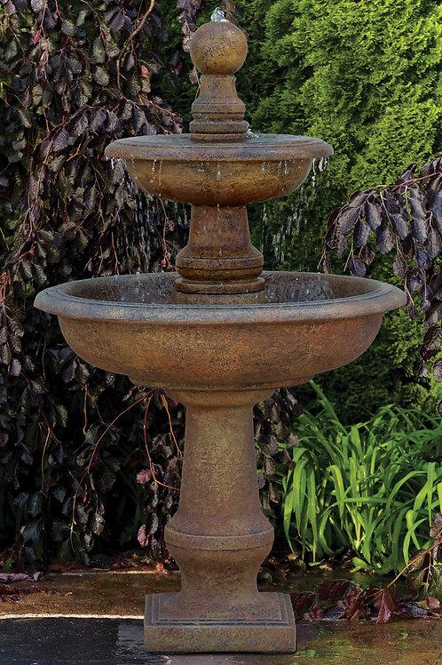 """66"""" Two Tier Monticello Fountain"""