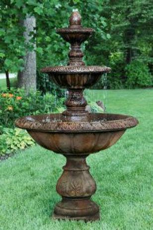 "80"" Windley Key Fountain"