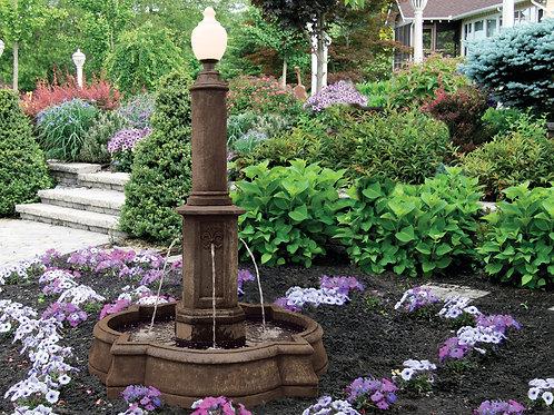 Gregory Lamp Light Fountain (Light Up)