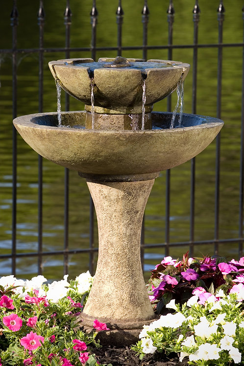 """30"""" Tranquillity Spill Fountain"""