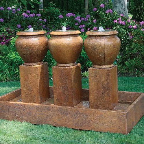 Three Urn Principessa Fountain