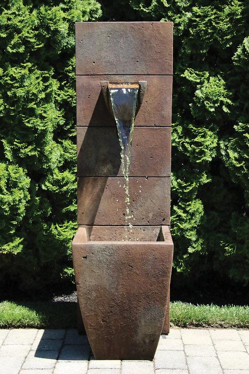 """66"""" Anaconda Wall Fountain (Light Up)"""