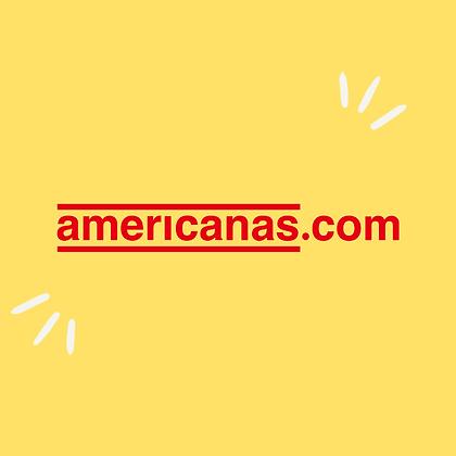 R$15 para novos clientes Americanas.com! Ou sem compras em 12 meses.