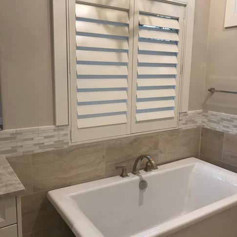 Craftsman Window over Tub