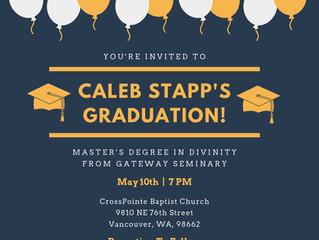 Graduating Soon!
