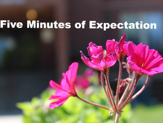 Five Minutes of Expectation
