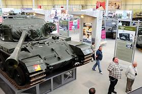 The Bunker Tank Museum