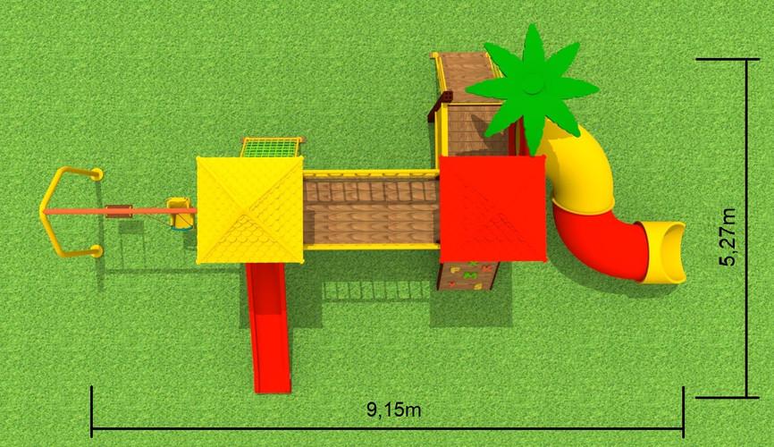 Playground Duas Torres