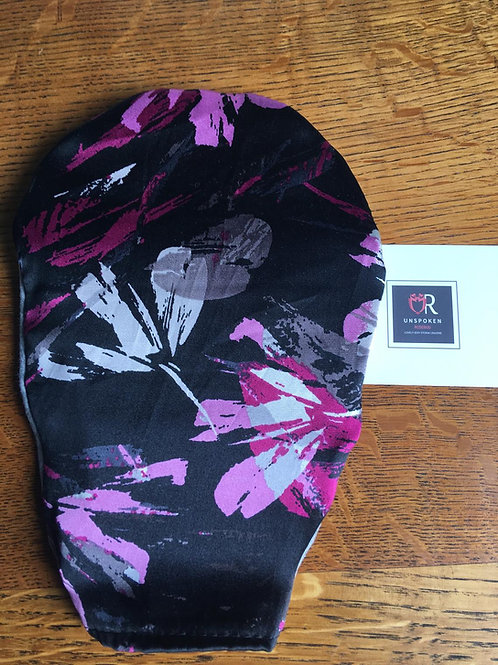 Stoma Pouch Cover Silk