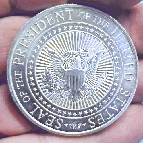 Presidential Seal of The United States