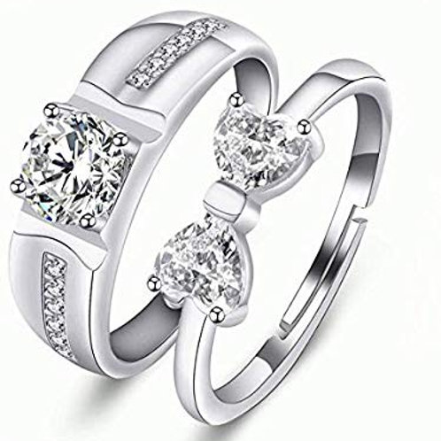 Sterling Silver 925 Cubic Zirconia