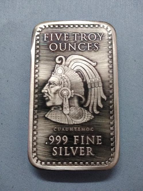 Five Troy Ounces