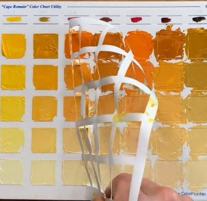 Lesson 2.5 - The Color Charts Your Palette Inside and Out