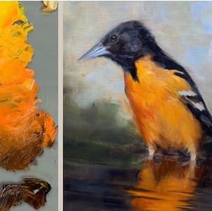Oil-based vs Acrylic Paint