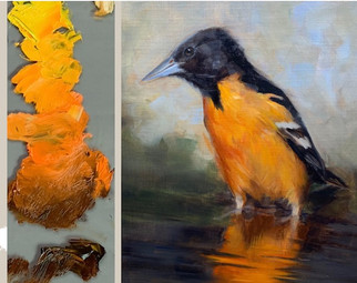 Oil-based vs Acrylic Paint