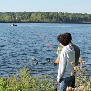 Kids Cops and Fishing 2015