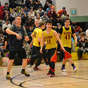 Cops vs. Students Basketball Game @ CCVS
