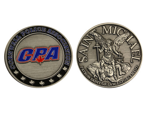 CPA Challenge Coins