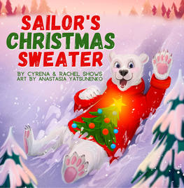 Sailor's Christmas Sweater